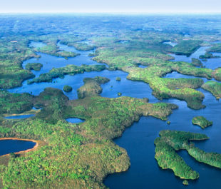 Boundary Waters Canoe Wilderness Area | Photo: Jim Brandenburg