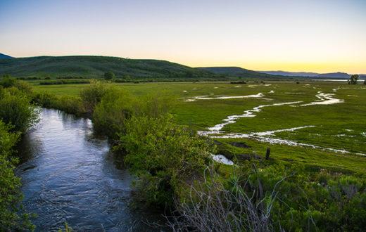 Upper Colorado River. Credit: Russ Schnitzer