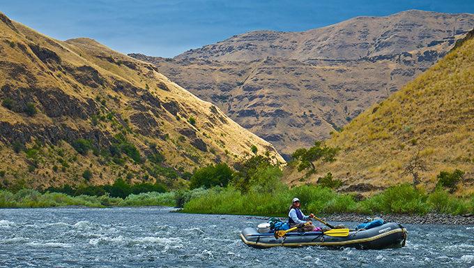 Grande Ronde River | Photo by Tim Palmer