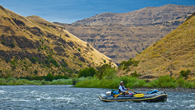 Grande Ronde River | Photo by Tim Palmer