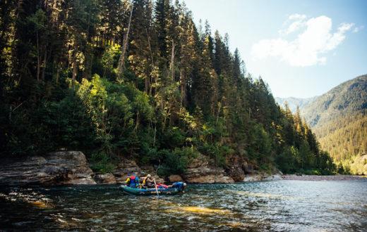 The Middle Fork Flathead | Photo by Jeremiah Watt