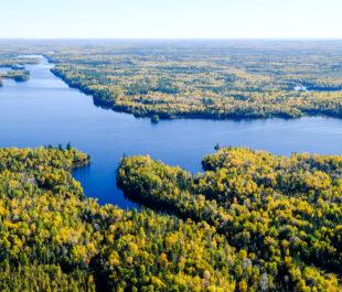 Boundary Water   Photo by Brad Carlson