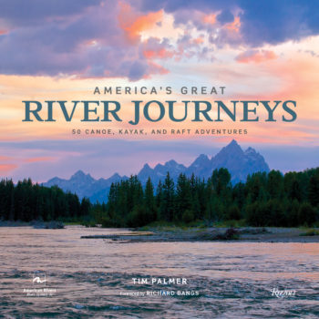 America's Great River Journeys | Book cover