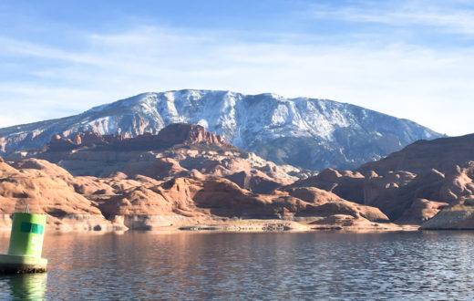 Lake Powell   Photo by Sinjin Eberle