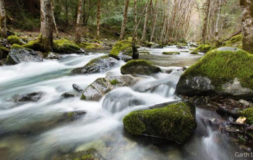 Whiskey Creek. Rogue River, Oregon | Photo by Garth Lenz/iLCP