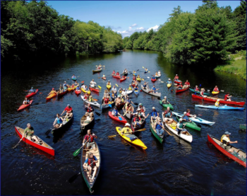Nashua River | Photo by Nashua River Watershed Association