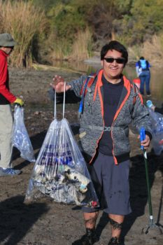 Natural Restoration's 3rd Annual Green Friday Lower Salt River Cleanup | Photo by Tom Corey Images