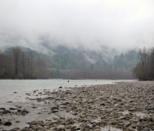 Skagit River on a Winter Day | Photo by Luke Kelly