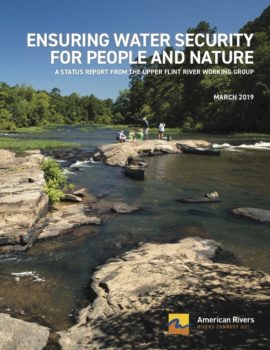 Report: Ensuring Water Security For People and Nature (Click the picture to open)