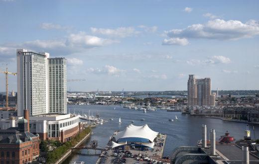 Baltimore's Back River