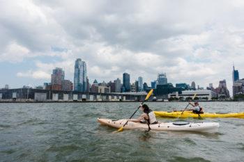 The Hudson River | Photo by Dan Nguyen