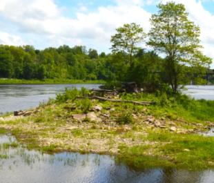 Kennebec River   Photo by Liam McAuliff