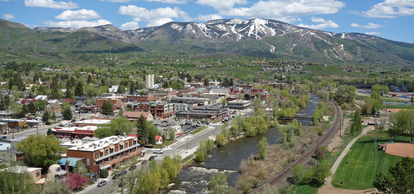 Steamboat Springs   Photo by City of Steamboat Springs