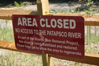 Patapsco River   Photo by Jessie Thomas-Blate