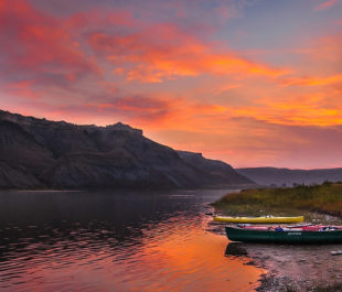 Upper Missouri River | Photo by Roland Taylor, DOI