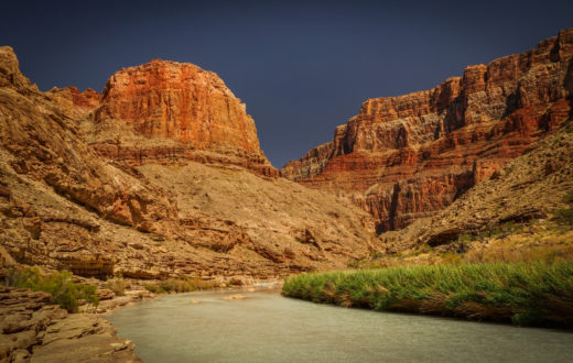 Little Colorado River | Photo by Sinjin Eberle