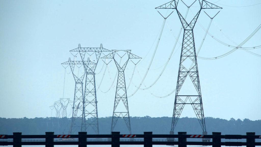 Transmission lines | Photo by NPCA