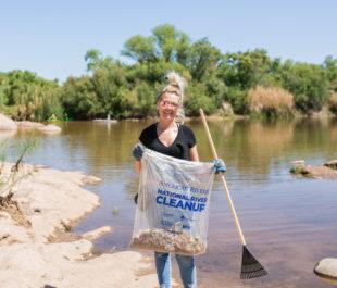 Lower Salt River, AZ   Photo by Natural Restoration