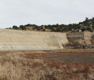 Cucharas #5 Before Removal | Photo by Bill McCormick, Colorado DNR