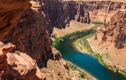 Colorado River, AZ | Getty Images