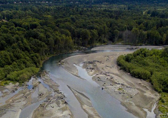 A restored Elwha River   John Gussman