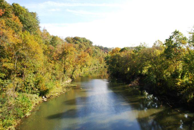 Harpeth River in Kingston Springs, TN | Photo by Dozier Donald