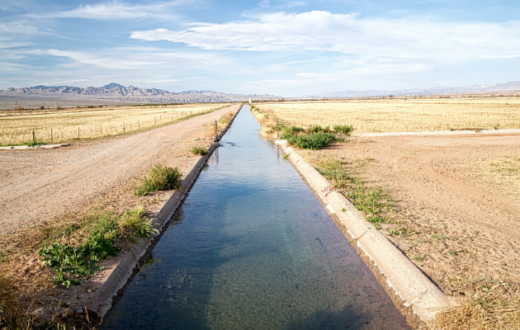 Irrigation Ditch, CA | Getty Images