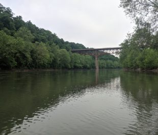 Lower Youghiogheny River | Photo by Mountain Watershed Association