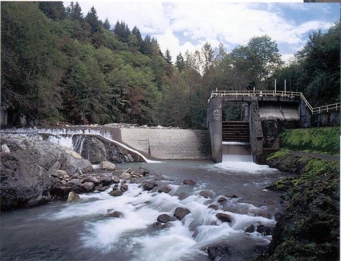 Middle Fork Nooksack Dam