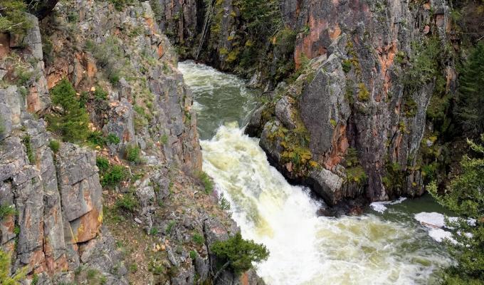 Tenderfoot Creek, Montana   Photo by Ryan Cruz