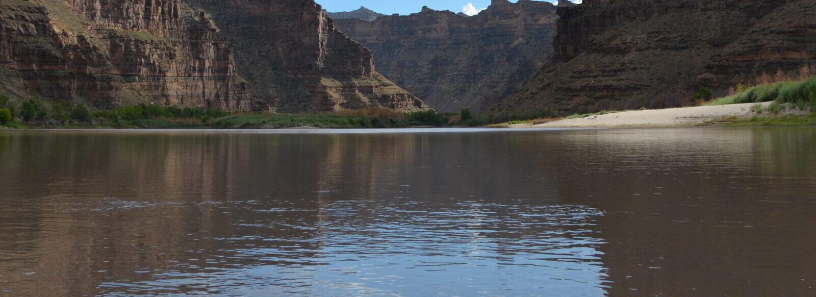 Desolation Canyon | Photo by the Bureau of Land Management