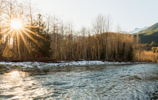 Middle Fork Snoqualmie River   Photo by Dave Hoefler
