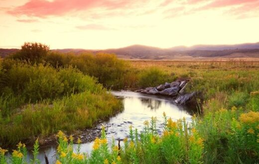 Strawberry River, UT | Getty Images