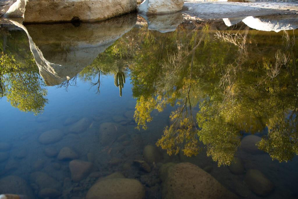 Burro Creek, AZ | Photo by Justin Clifton