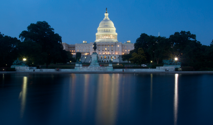 US Capitol | Photo by John Meyers/Getty Images