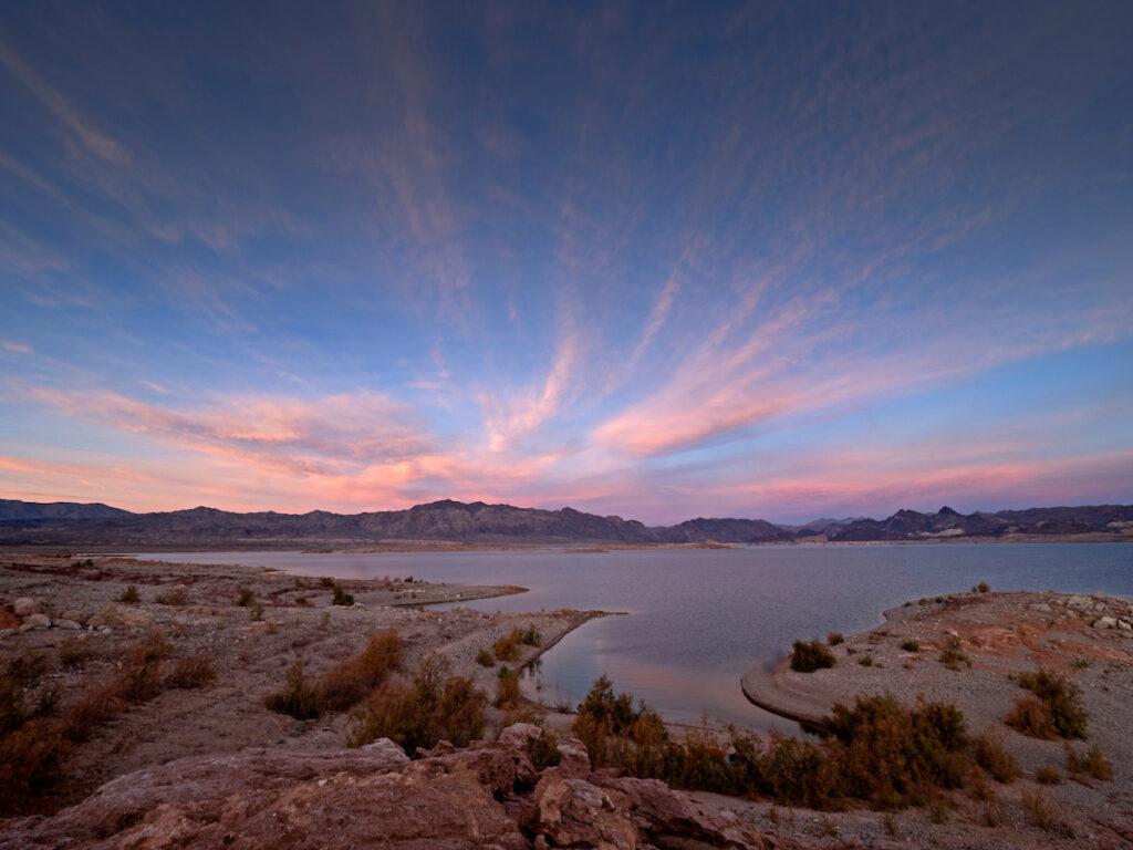 Lake Mead, AZ | Photo by Colleen Miniuk