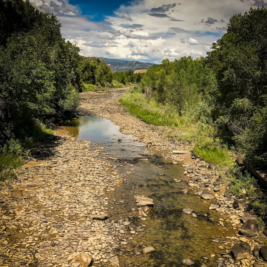 North Fork of the Gunnison River, CO | Photo by SInjin Eberle
