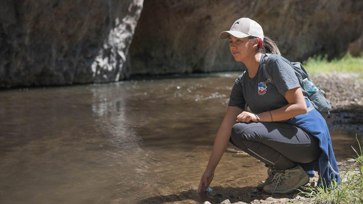 Gila River, NM   Photo by Mason Cummings, The Wilderness Society