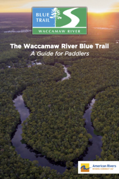 Waccamaw River Blue Trail Map