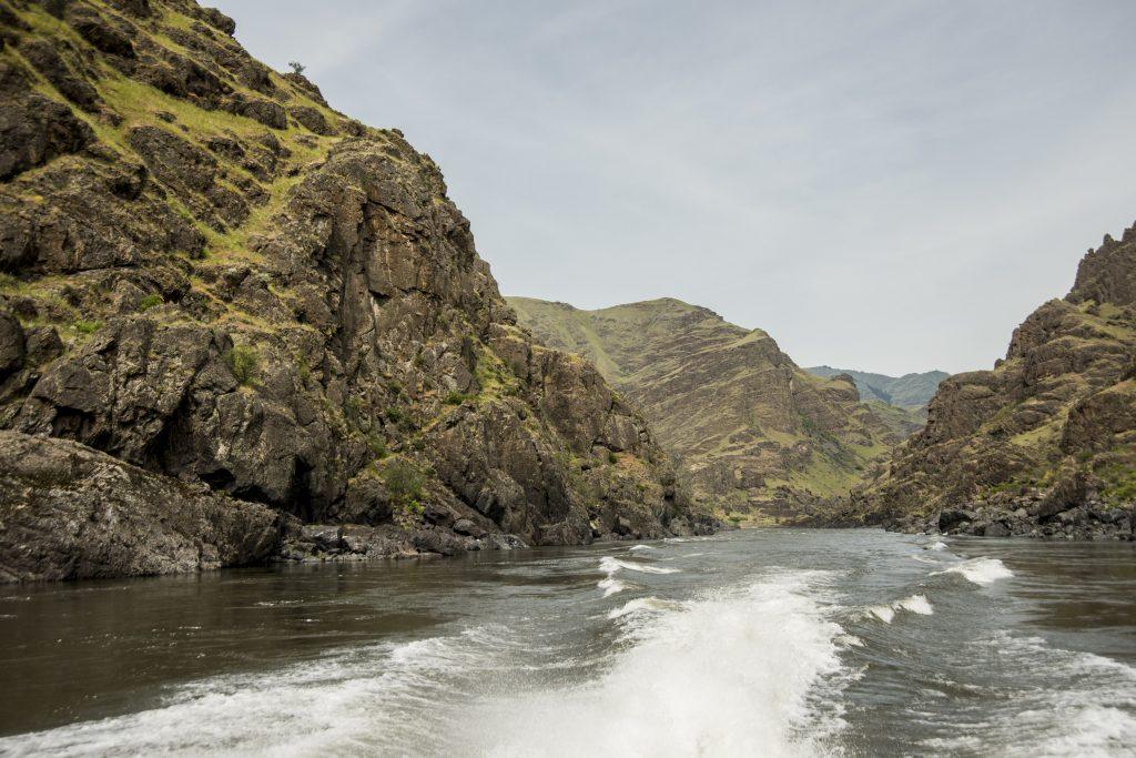 Lower Snake River, ID | Photo by Alison M. Jones