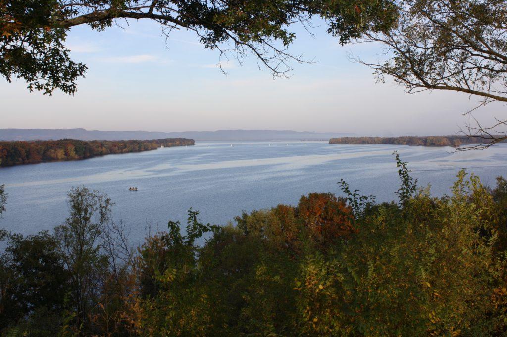 Upper Mississippi River, IA